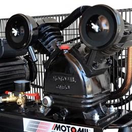 Compressor De Ar Direto 9 Pés³/Min. Cmv-10Pl/Ad Monofásico 110/220V - Motomil