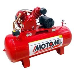 Compressor de Ar Industrial MAV 15/200 Monofásico Bivolt - Motomil