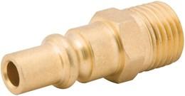 Conector macho com rosca 1/4 x 1/4 VONDER