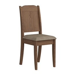 Conjunto 2 Cadeiras Barbara Savana/Sued Marfim Cimol