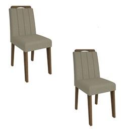 Conjunto 2 Cadeiras Elisa - Cimol