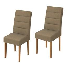 Conjunto 2 Cadeiras Fiorella  - Lopas