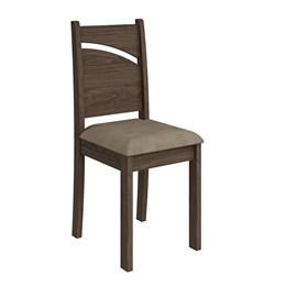 Conjunto 2 Cadeiras Melissa Marrocos /Sued Marfim Cimol