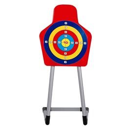 Conjunto Arco E Flecha Infantil Crossbow Infravermelho Com Super Alvo Bel Fix