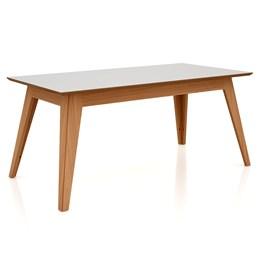 Conjunto de Mesa para sala de jantar TM62JW 180 x 90cm 6 cadeiras  - Dalla Costa