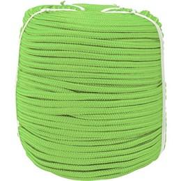 Corda caminhoneiro 8 mm x 228 metros cor verde - Vonder