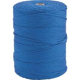 Corda multifilamento 5,0 mm rolo com 356 metros azul - Vonder