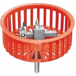 Cortador de Ceramica em circulos com Proteção MTX