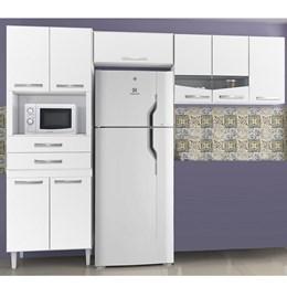 Cozinha Compacta Livia 3 Peças  - CHF Móveis