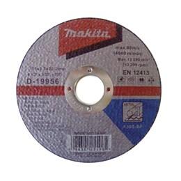 Disco de Corte 9x2,3 para Metal com 10 Unidades - Makita