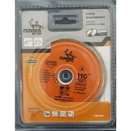 Disco De Corte Diamantado 110mm
