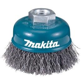 Escova de Aço Copo Trançado 100mmxM14 - Makita