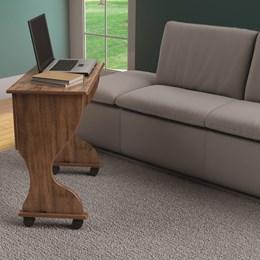 Escrivaninha/Mesa Dobrável para Computador C27 100% MDF - Dalla Costa