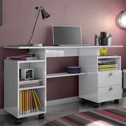 Escrivaninha/Mesa para Computador C215 100% MDF - Dalla Costa