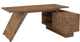 Escrivaninha/Mesa para Computador com 3 Gavetas TC140  - Dalla Costa