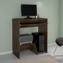 Escrivaninha mesa para computador Iris Candian Cacau - JCM Movelaria