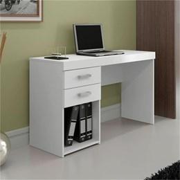 Escrivaninha/Mesa para Computador ou Escritorio Malta 2 Gavetas  - Politorno