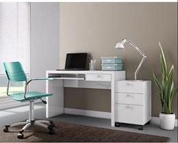Escrivaninha/Mesa para Computador TC122 em MDF   - Dalla Costa