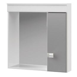 Espelheira Elegance 60x60 cm  - MGM