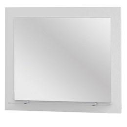 Espelheira Para Banheiro Barcelona 60x50  Branco - MGM