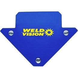 Esquadro Magnético 10 Kg Weld Vision