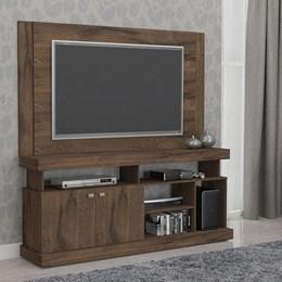 Estante Home Para Tv até 42 Polegadas Café/Tabaco Florença Permobili