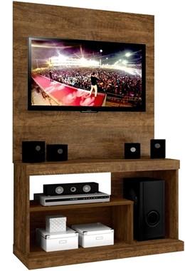 Estante Home Theater Celebridade Para TV até 40 Polegadas Canion TX - Mavaular