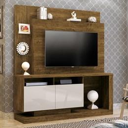 Estante Home Theater Para TV até 55 Polegadas Canion TX/OFF White - Mavaular
