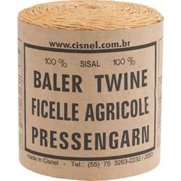 """Fio de sisal """"baler twine"""" para enfardamento caixa com 2 rolos - Vonder"""