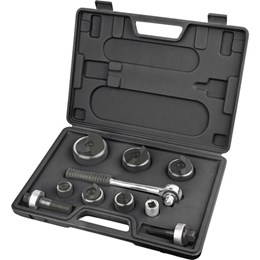 Furador De Chapas Manual 22,5mm À 61,5mm Fmv122 - Conjunto - Vonder