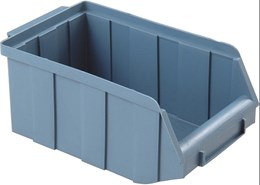 Gaveteiro Plástico Nº 7 Azul Vonder