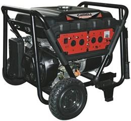 Gerador à Gasolina 7500V Bivolt Partida Elétrica GAMMA