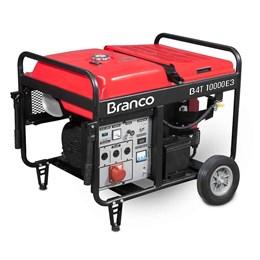Gerador à Gasolina 9,2 KVA 110/220V B4T10000E - BRANCO