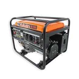 Gerador de Energia a Gasolina 4 Tempos Partida Manual 7200W 15HP VG7200 Vulcan Equipamentos