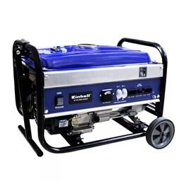 Gerador de Energia à Gasolina 4T Partida Manual 2,8 Kva Bivolt - Einhell-BT-PG2800