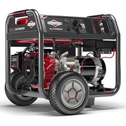 Gerador de Energia A Gasolina Elite 10Kva 13,5HP Partida Elétrica Briggs and Stratton