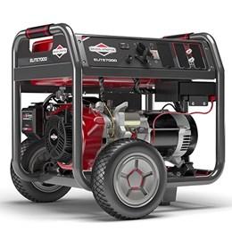 Gerador de energia à Gasolina Elite 7000 8,7Kva 110/220V Partida Elétrica  13 Briggs and Stratton