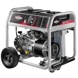 Gerador de Energia à Gasolina S5000 389CC 6,25Kva 110/220V Partida Manual Briggs and Stratton