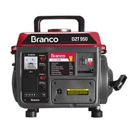 Gerador de Energia Gasolina 0,95kva B2T 950S 110v Branco