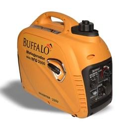 Gerador De Energia Inverter Buffalo Bfg 2000 2,2Kva Partida Manual Monofásico - 127V