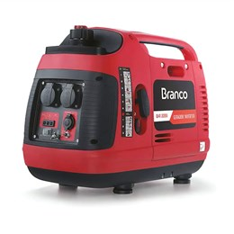 Gerador Inverter B4T-2000I 2,0 kva à gasolina monofásico - Branco Motores