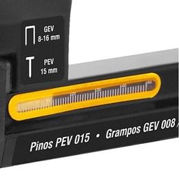 Grampeador/Pinador Elétrico GPE816 - VONDER