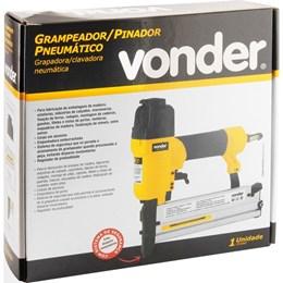 Grampeador Pinador Pneumático VONDER