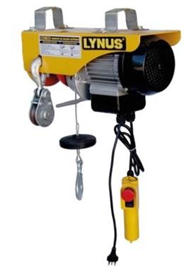 Guincho Eletrico de Coluna 500 a 1000kg - Lynus