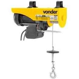Guincho elétrico para 300 kg/600 kg GEV 600 - Vonder 220v