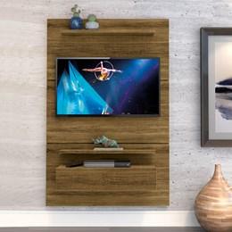 "Home Suspenso Exclusive 120cm P/TV até 49"" Freijó - Zanzini"