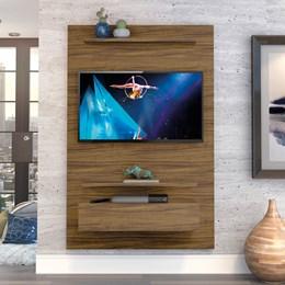 """Home Suspenso Exclusive 120cm P/TV ate 49"""" Nogal - Zanzini"""