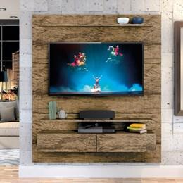 """Home Suspenso Fabuloso 160cm P/TV até 60"""" Demolição - Zanzini"""