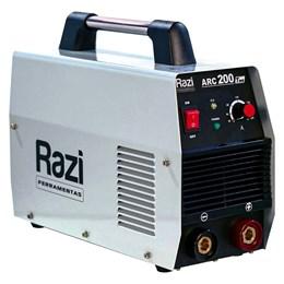 Inversora De Solda 200a Biv Arc200d Rzms09005 Razi