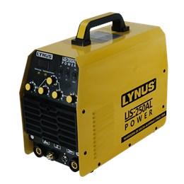 Inversora De Solda TIG e Eletrodo 200A Alumínio AC DC LIS250AL 220V - Lynus